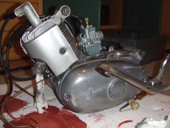 Gereingter Motor