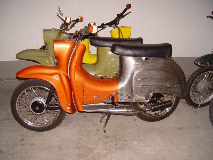 11 orange metallic