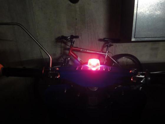 Parklicht hinten Original