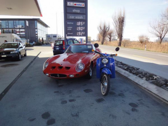 Ferrari Replika