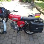 S51 B2-4  Bj.1986 Vape, Alarmanlage,Bing-Vergaser GPS-Tracker uvm.
