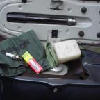 Werkzeugtasche + Zubehör