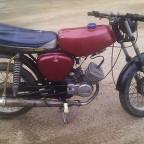 Moped vorher 1