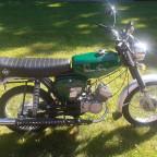 Sachsen Harley
