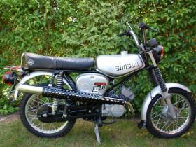 Das wiederbelebte Moped 2