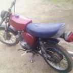Moped vorher 3