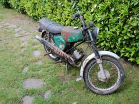 Patina-Moped 2