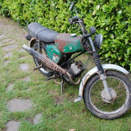 Patina-Moped 2