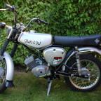 Das wiederbelebte Moped 1