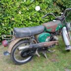 Patina-Moped 3