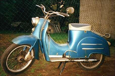 Simson KR50